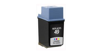 HP49 51649A ---COLOR (Item#621)... (INK REFILL)